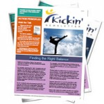 Kickin Newsletter: June - Finding the Right Balance