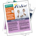 Kickin Newsletter: October - Finding Your Motivation Again!